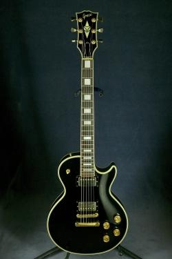 Продано. Архив проданных гитар Greco LP EG-600 Custom 1987.