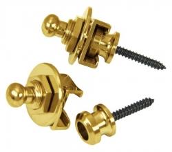 Straplock Schaller-Style Gold