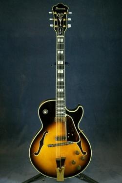 Ibanez George Benson (GB10). Архив проданных гитар.
