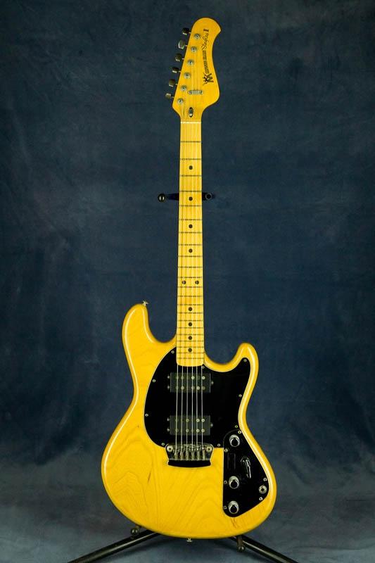 Каталог:Электрогитары. Архив проданных гитар. Music man StingRay ll Nat.