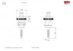 Schaller 14010401 S-Locks Black