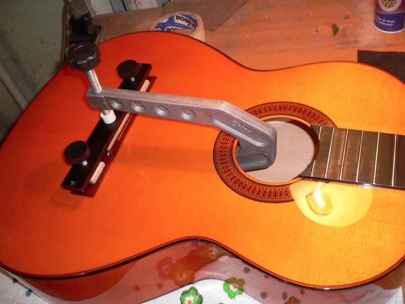 Ремонт эл гитары своими руками 96
